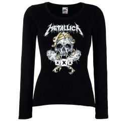 Дамска тениска Metallica 21