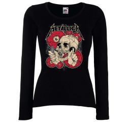 Дамска тениска Metallica 22