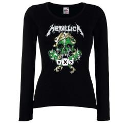 Дамска тениска Metallica 23