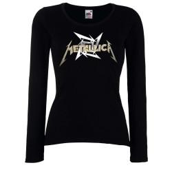 Дамска тениска Metallica 25