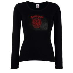 Дамска тениска Motorhead 4