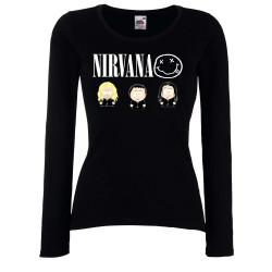 Дамска тениска Nirvana 2