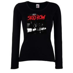 Дамска тениска Skid Row 3