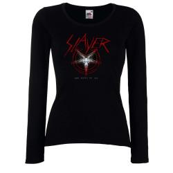 Дамска тениска Slayer 2