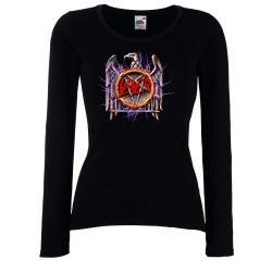 Дамска тениска Slayer 4