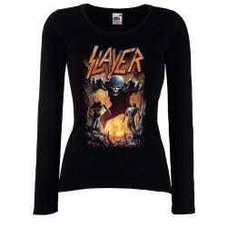 Дамска тениска Slayer 23