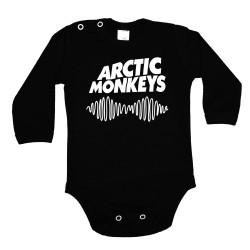 Бебешко боди Arctic Monkyes 1
