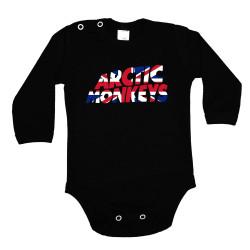 Бебешко боди Arctic Monkyes 2