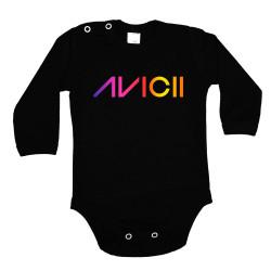 Бебешко боди AVICII 3