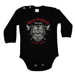 Бебешко боди Black Sabath 7