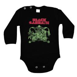 Бебешко боди Black Sabath 8