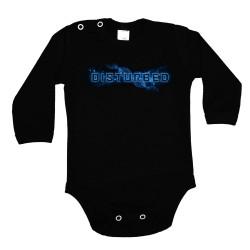 Бебешко боди Disturbed 10