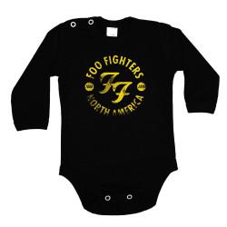 Бебешко боди Foo Fighters 2