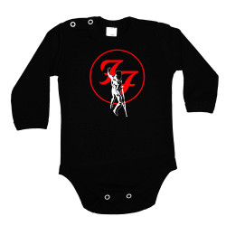 Бебешко боди Foo Fighters 3