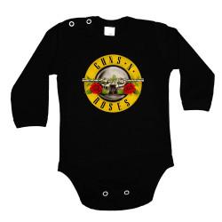 Бебешко боди Guns n Roses 1