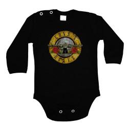 Бебешко боди Guns n Roses 2