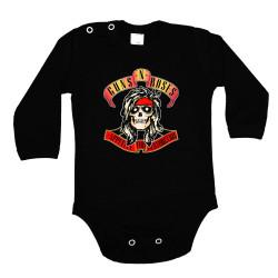 Бебешко боди Guns n Roses 3