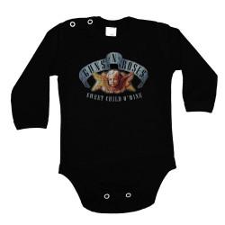 Бебешко боди Guns n Roses 5