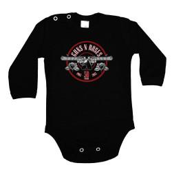 Бебешко боди Guns n Roses 6