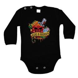 Бебешко боди Guns n Roses 7