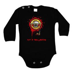 Бебешко боди Guns n Roses 8