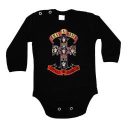 Бебешко боди Guns n Roses 9