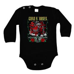 Бебешко боди Guns n Roses 11
