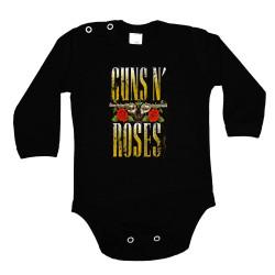 Бебешко боди Guns n Roses 12
