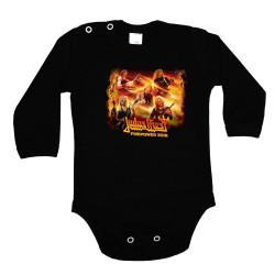 Бебешко боди Judas Priest 1