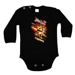 Бебешко боди Judas Priest 2