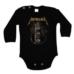 Бебешко боди Metallica 7
