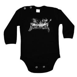 Бебешко боди Metallica 8
