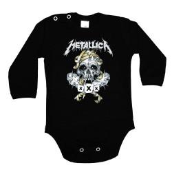 Бебешко боди Metallica 21