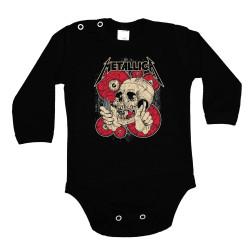 Бебешко боди Metallica 22