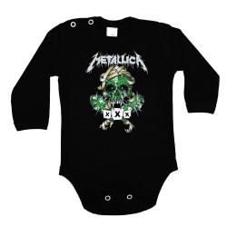 Бебешко боди Metallica 23
