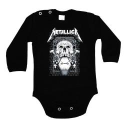 Бебешко боди Metallica 24