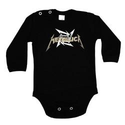 Бебешко боди Metallica 25