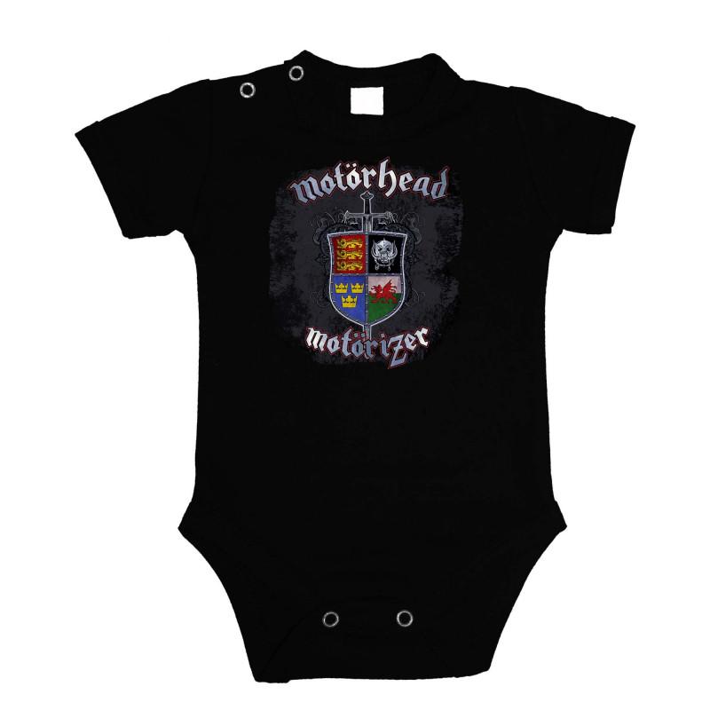 Бебешко боди Motorhead 2