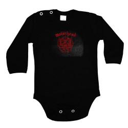 Бебешко боди Motorhead 4