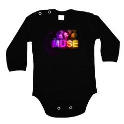 Бебешко боди MUSE 4