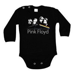 Бебешко боди Pink Floyd 1