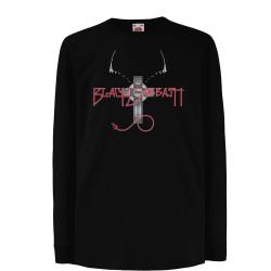 Детска тениска Black Sabath 4