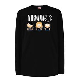 Детска тениска Nirvana 1