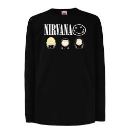 Детска тениска Nirvana 2