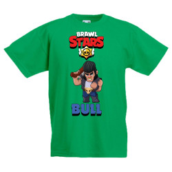 Детска тениска Bull Brawl Stars