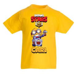 Детска тениска Carl Brawl Stars