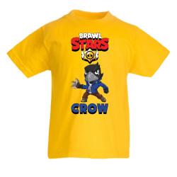 Детска тениска Crow Brawl Stars
