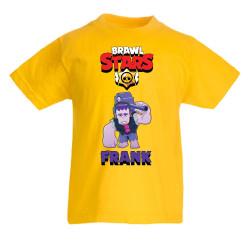 Детска тениска Frank Brawl Stars