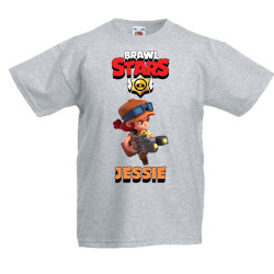Детска тениска Jessie 4 Brawl Stars