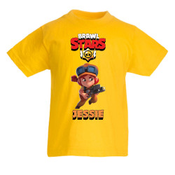 Детска тениска Jessie 2 Brawl Stars